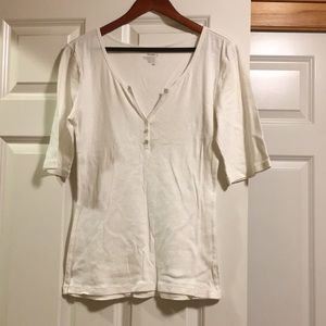 Like New Old Navy shimmery top